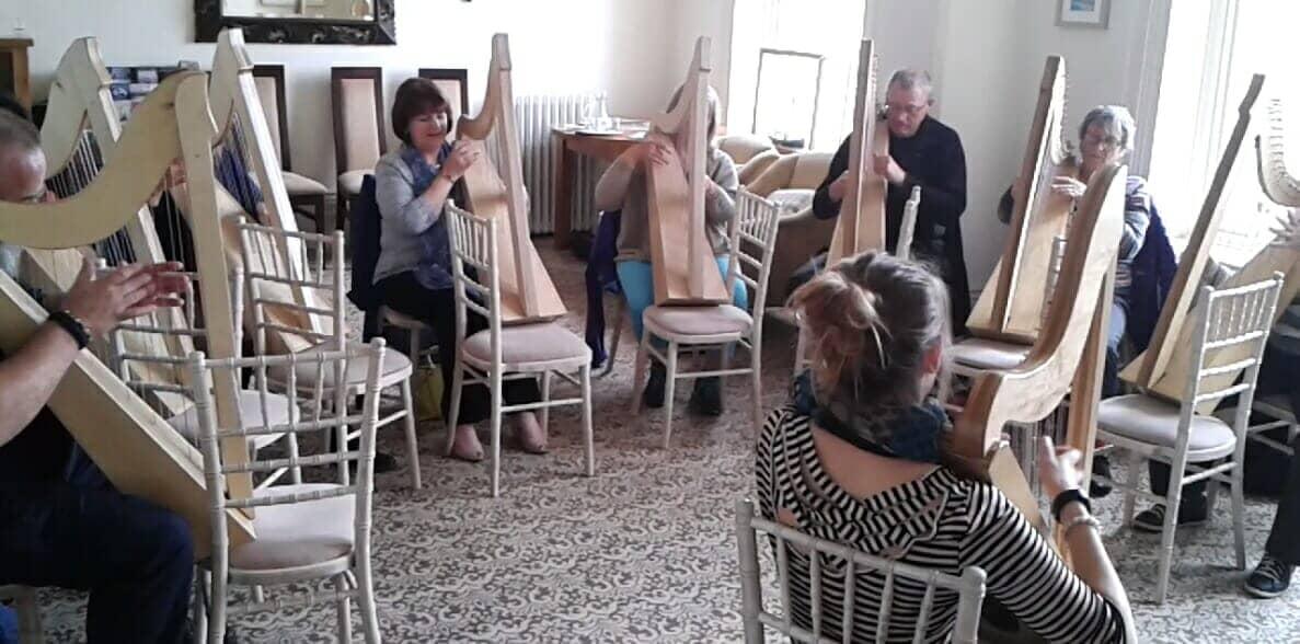 Community Harp Orchestra