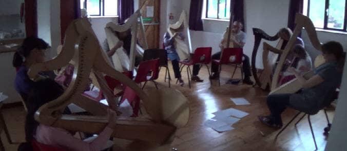 Harp Orchestra Week 3