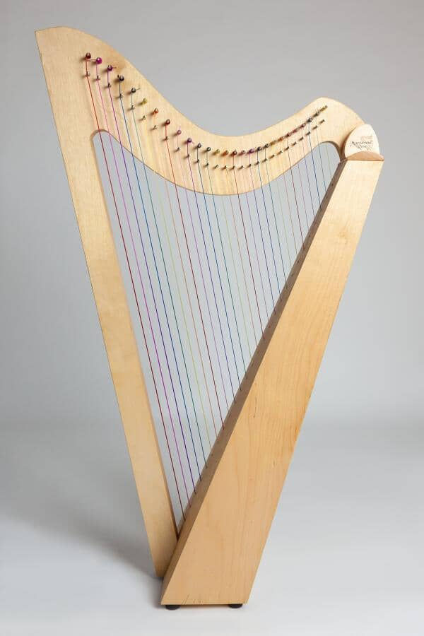 A Whole New Way Of Learning The Harp-The Rainbow Harp