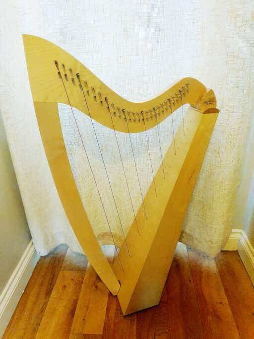 Our New Harp Design