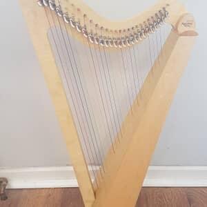 Fully Levered Rainbow Harp